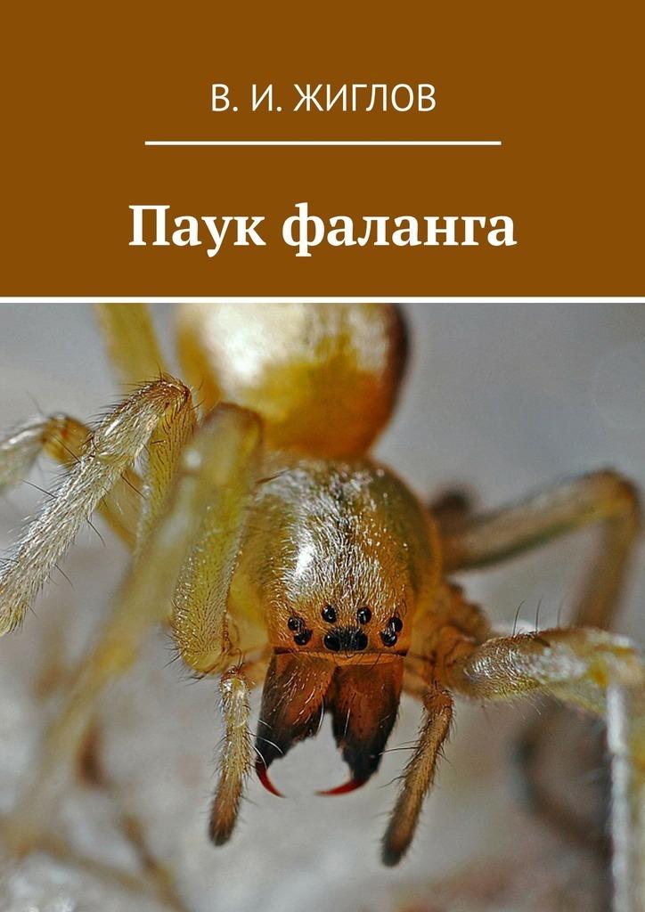 В. И. Жиглов Паук фаланга pbvybt rehnrb очень больших размеров