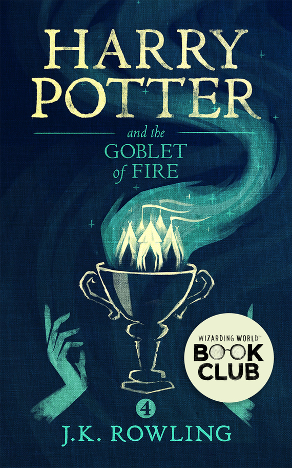Дж. К. Роулинг Harry Potter and the Goblet of Fire сумка lake of fire k 955 2014