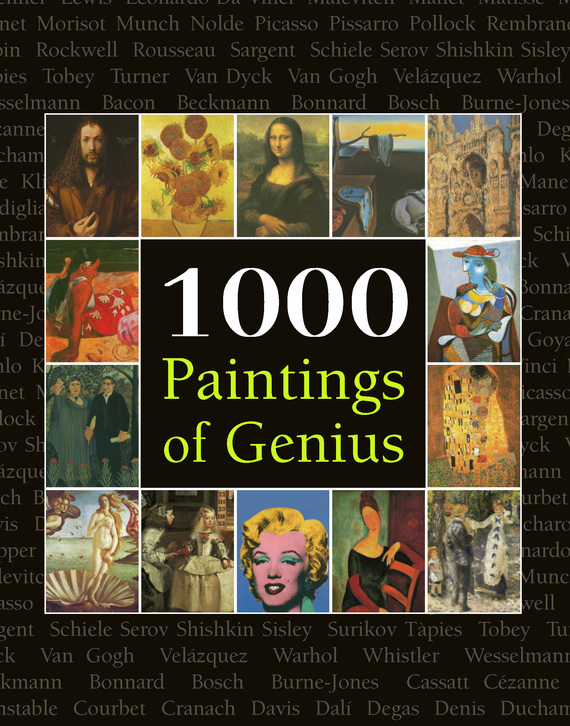 Victoria Charles 1000 Paintings of Genius victoria charles renaissance art