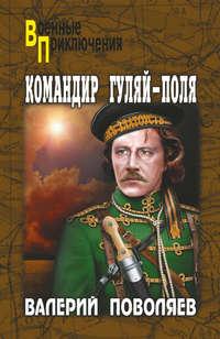 Поволяев, Валерий  - Командир Гуляй-Поля