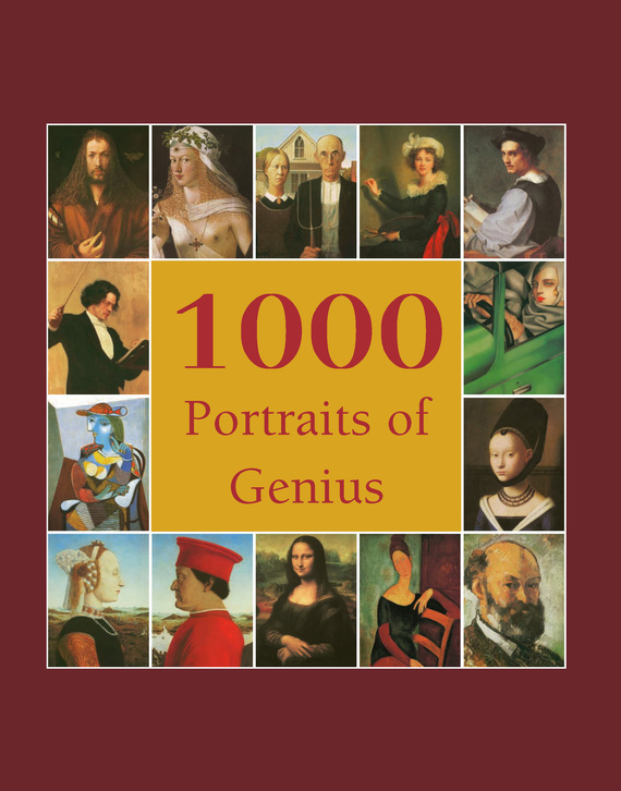 Victoria Charles 1000 Portraits of Genius the selected works of h g wells