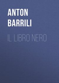 Barrili Anton Giulio - Il Libro Nero