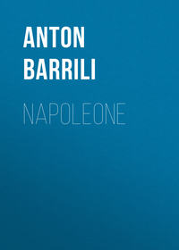 Giulio, Barrili Anton  - Napoleone
