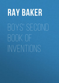 Stannard, Baker Ray  - Boys' Second Book of Inventions
