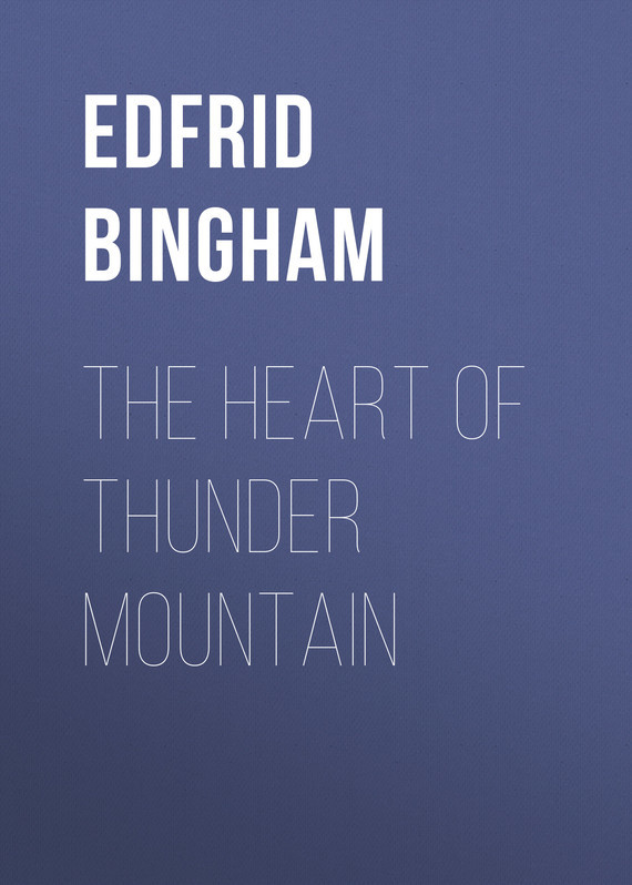 Edfrid A. Bingham The Heart of Thunder Mountain a suit of cute heart sister necklaces for women
