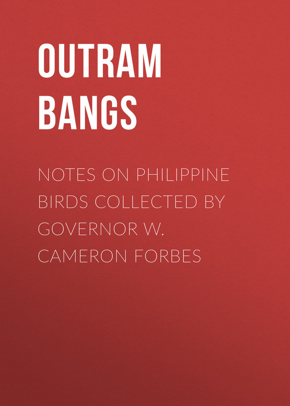 Bangs Outram Notes on Philippine Birds Collected by Governor W. Cameron Forbes dc motor pump pwm stepless variable speed governor switch speed governor high efficiency 20a 9v 60v