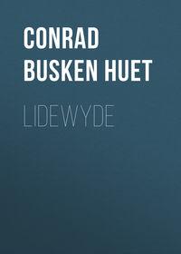 Busken Huet Conrad - Lidewyde