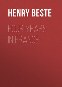 Digby, Beste Henry  - Four Years in France