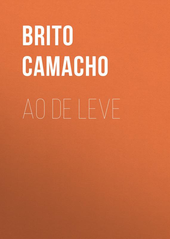 Обложка книги Ao de Leve, автор Brito, Camacho