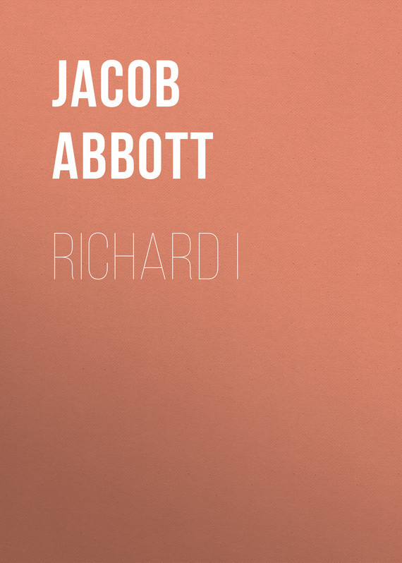 Abbott Jacob. Richard I