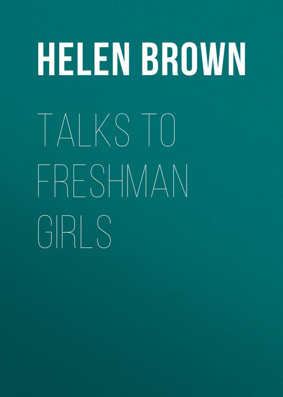 Brown Helen Dawes Talks to Freshman Girls catechetical talks