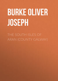 Joseph, Burke Oliver  - The South Isles of Aran (County Galway)