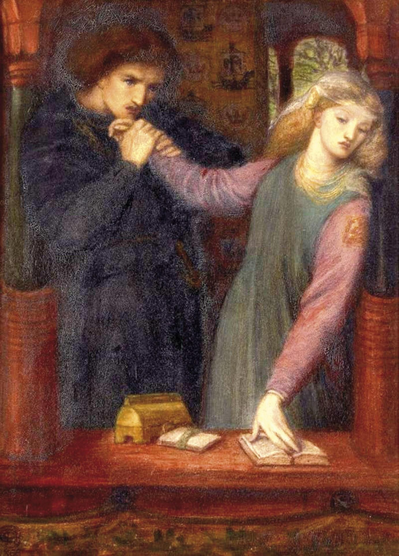 сочинение любил ли гамлет офелию