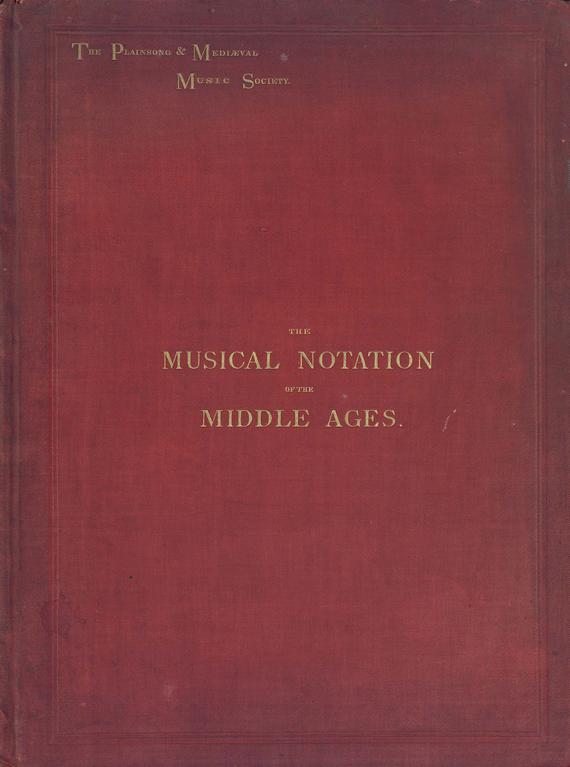 Народное творчество The musical notation of the middle ages wt methode сыворотка омолаживающая и регенерирующая анти эйдж формиле амарант 12 10 мл
