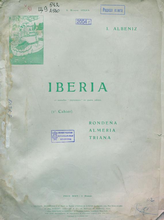 Iberia/