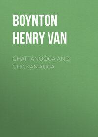 Van, Boynton Henry  - Chattanooga and Chickamauga