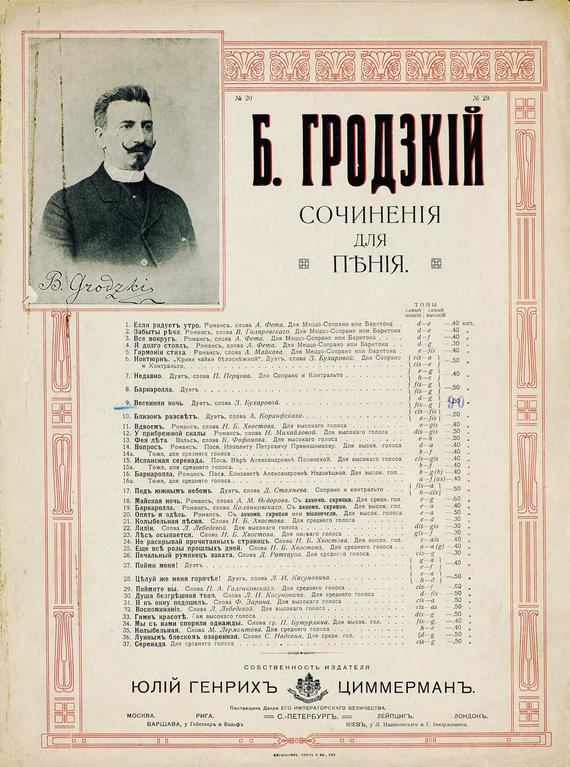 Гродзкий Болеслав Викторович