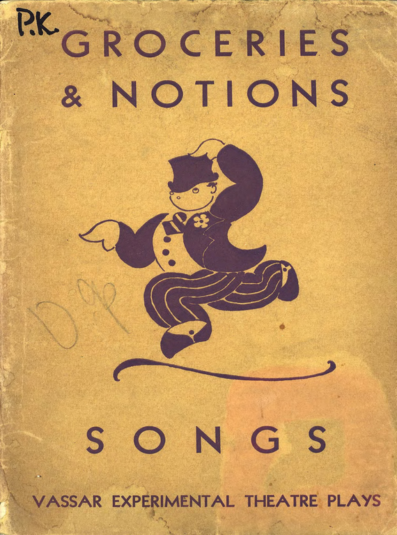 М. Броун Song from Groceries Bc notions nativist notions