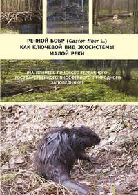 авторов, Коллектив  - Речной бобр (Castor fiber L.) как ключевой вид экосистемы малой реки (на примере Приокско-Террасного государственного биосферного природного заповедника)