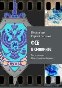 Полковник Сергей Баранов - ФСБ всмокинге. Часть первая. Новогодний фейерверк