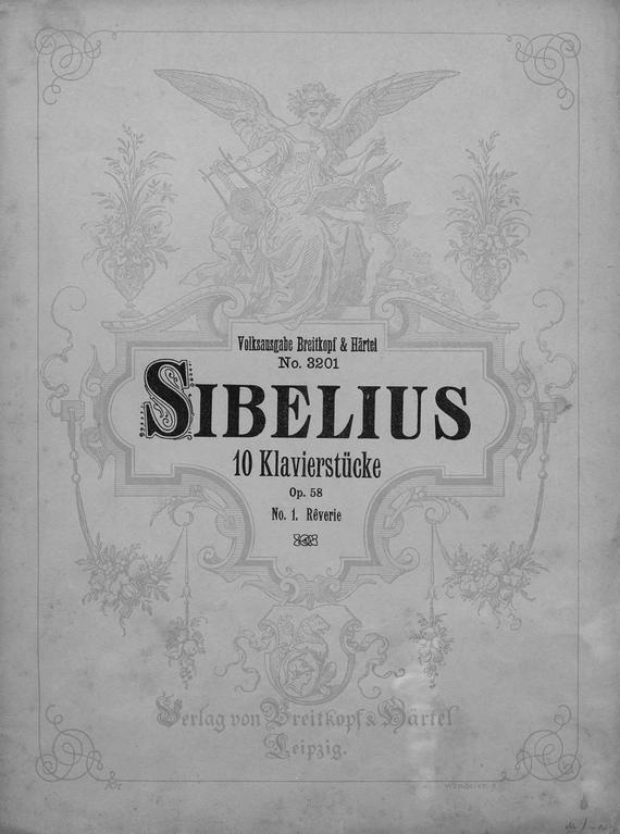 Ян Сибелиус Reverie ян сибелиус der schwan von tuonela tuonelan joutsen