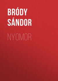Br?dy S?ndor - Nyomor