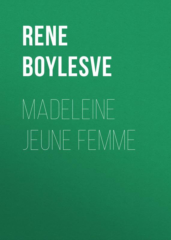 Boylesve René Madeleine jeune femme