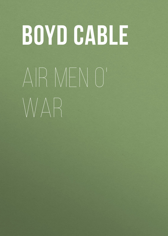 Cable Boyd Air Men o' War cable boyd by blow and kiss