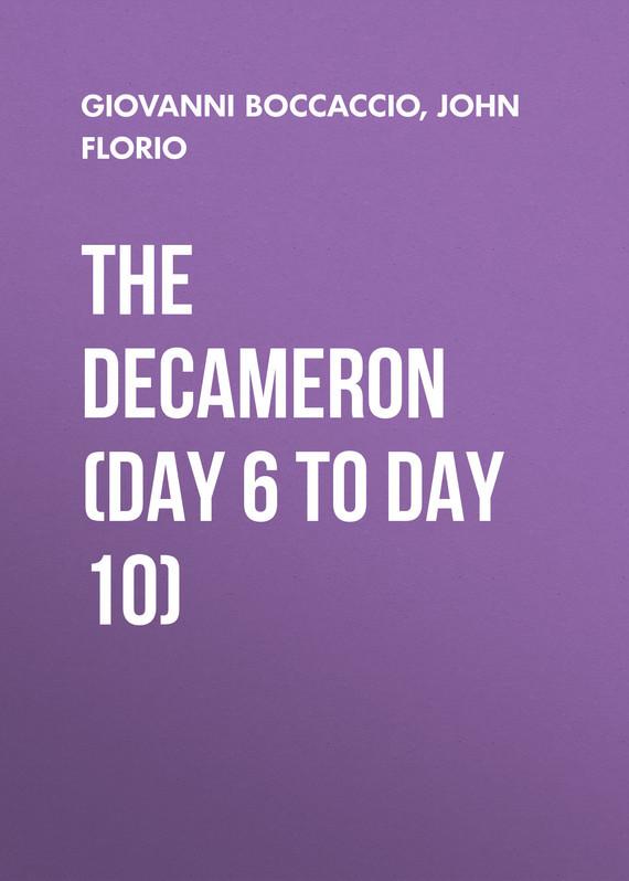 Джованни Боккаччо The Decameron (Day 6 to Day 10) danjue genuine leather men wallets long coin purses big capacity card holder cowhide day clutch phone money bag