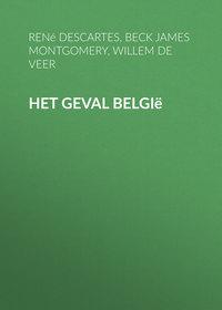 Montgomery, Beck James  - Het geval Belgi?