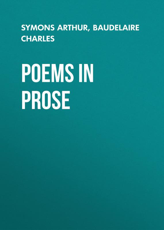 Baudelaire Charles Poems in Prose la folie baudelaire