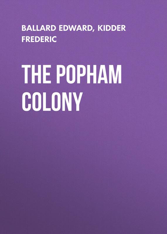 The Popham Colony