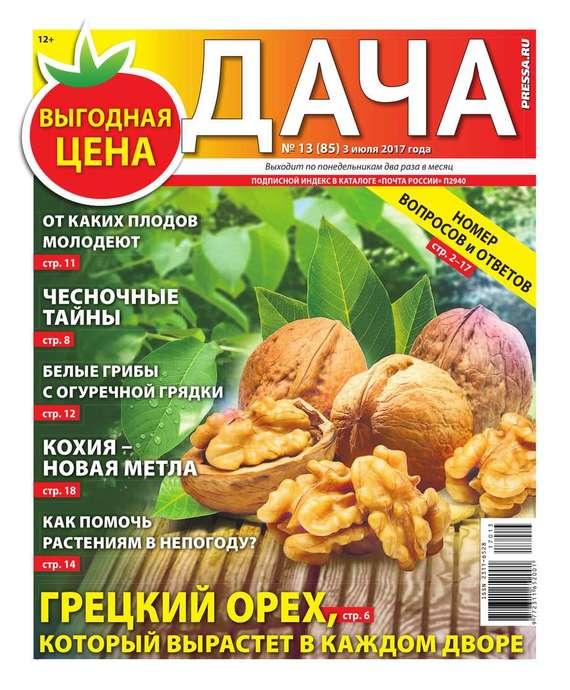 Редакция газеты Дача Pressa.ru Дача Pressa.ru 13-2017 дача и сад