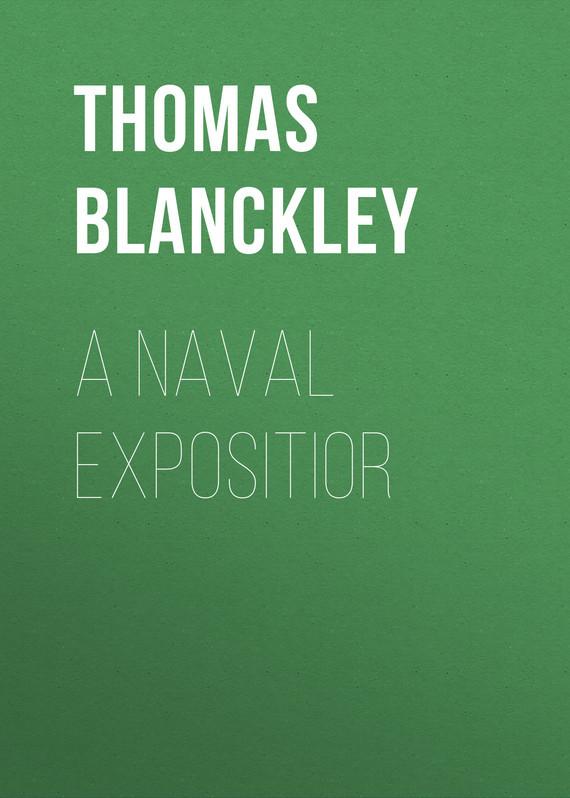 Thomas Riley Blanckley A Naval Expositior