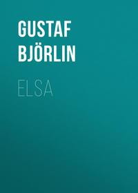 Bj?rlin, Gustaf  - Elsa