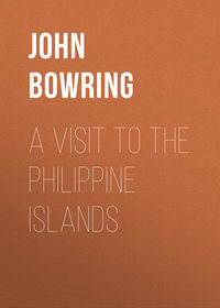 John, Bowring  - A Visit to the Philippine Islands
