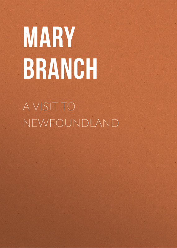 Branch Mary Lydia A Visit to Newfoundland