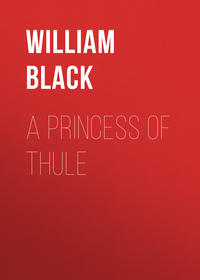 William, Black  - A Princess of Thule