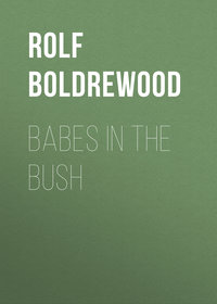 Boldrewood, Rolf  - Babes in the Bush