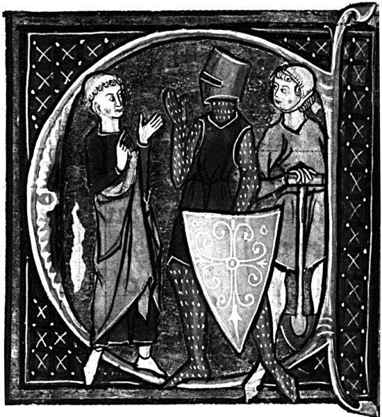 Пытка сексом в средние века рыцари