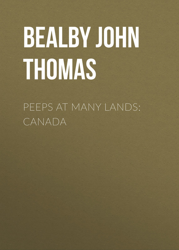 Peeps at Many Lands: Canada