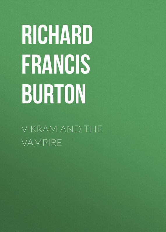 Richard Francis Burton Vikram and the Vampire american vampire vol 04