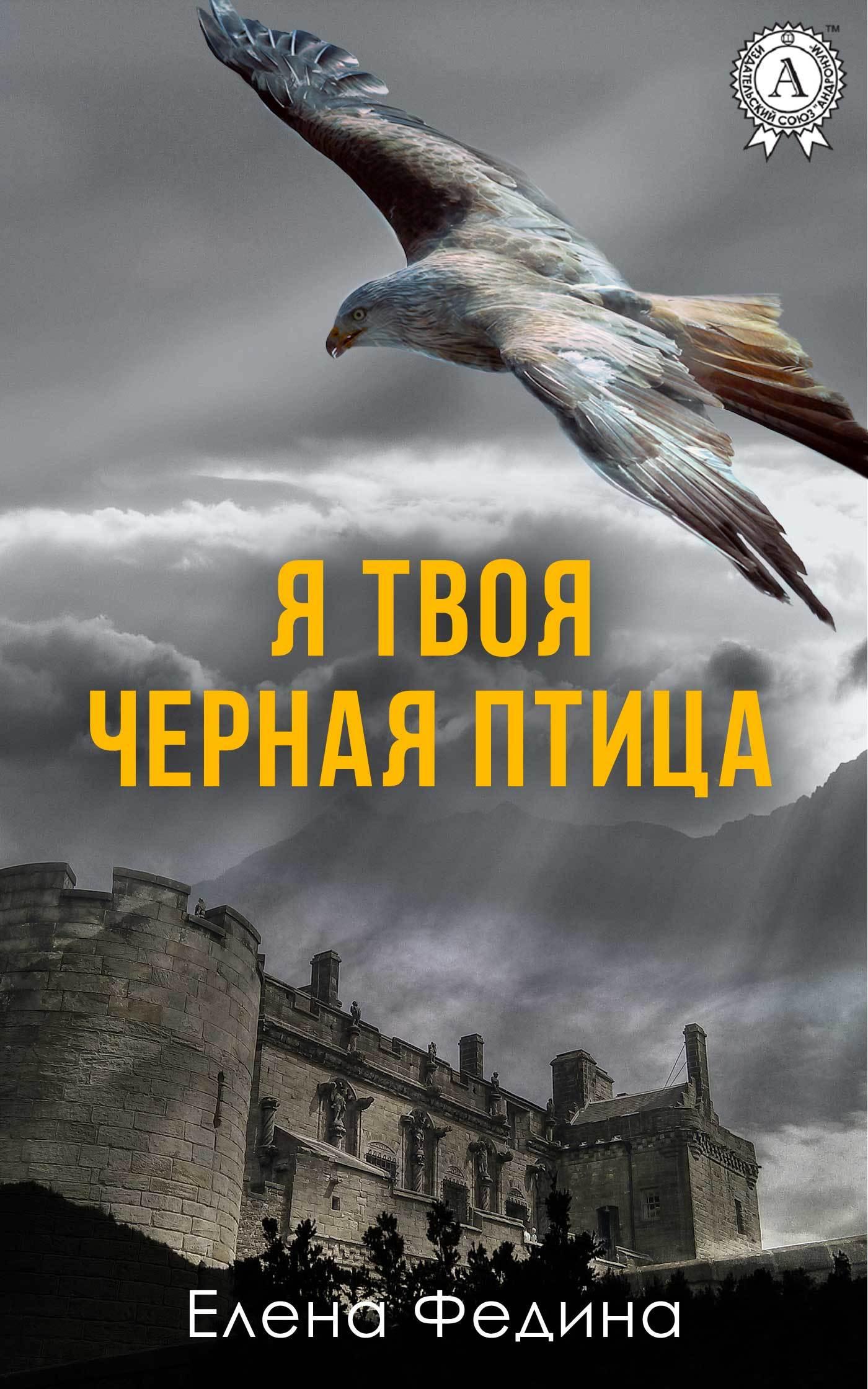 Елена Федина - Я твоя черная птица