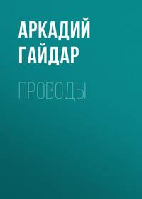 - Проводы
