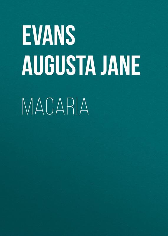 Evans Augusta Jane Macaria туфли evans evans ev006awrkb54