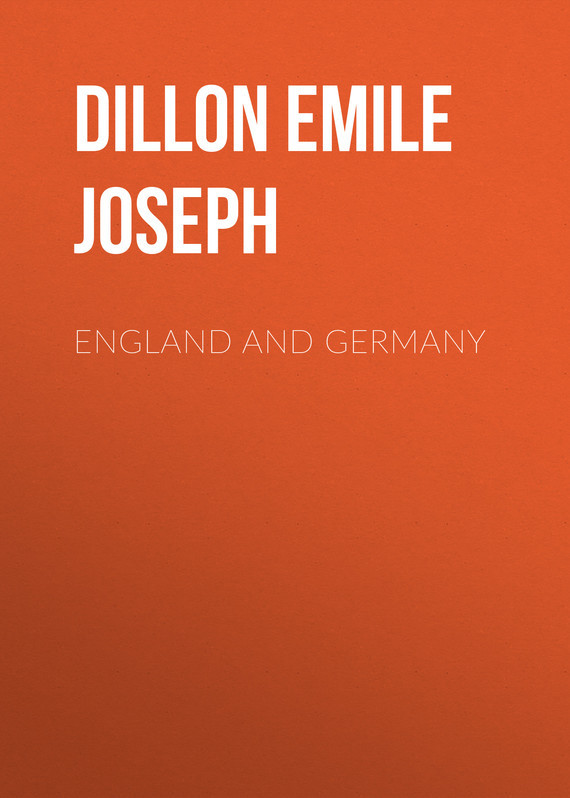 Dillon Emile Joseph England and Germany germany england
