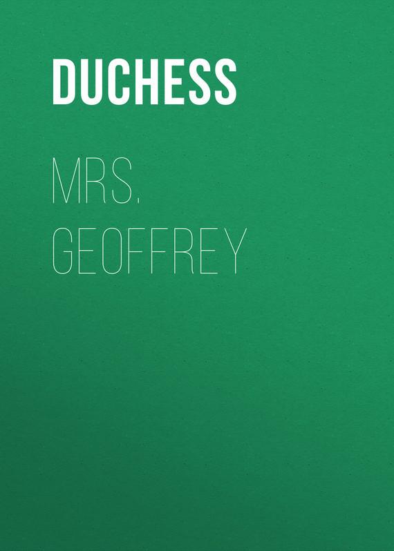 Duchess Mrs. Geoffrey cannon geoffrey dieting makes you fat