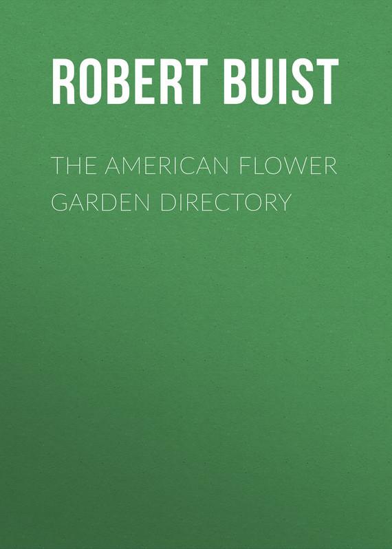 Buist Robert The American Flower Garden Directory beibehang papel de parede para quarto american retro big flower garden green wallpaper bedroom living room tv backdrop