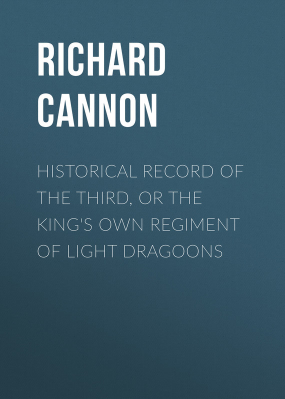 Cannon Richard Historical Record of the Third, Or the King's Own Regiment of Light Dragoons root and canal morphology of third molar