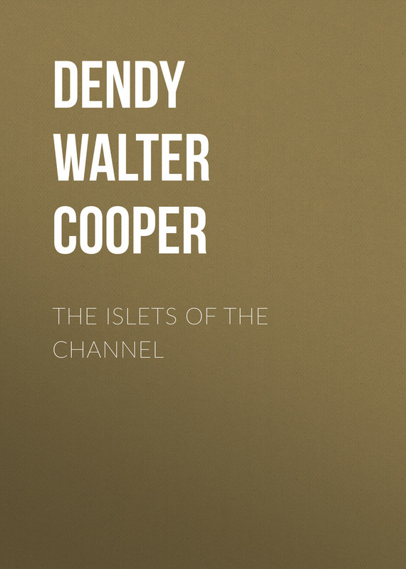 Dendy Walter Cooper The Islets of the Channel dendy walter cooper the islets of the channel